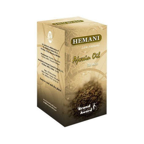 Hemani Ajwain Oil- 30ml