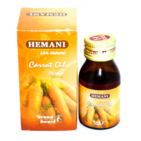 Hemani Carrot Oil- 30ml
