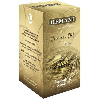 Hemani Cumin Oil- 30ml