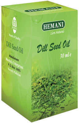 Hemani Dil Seed Oil- 30ml