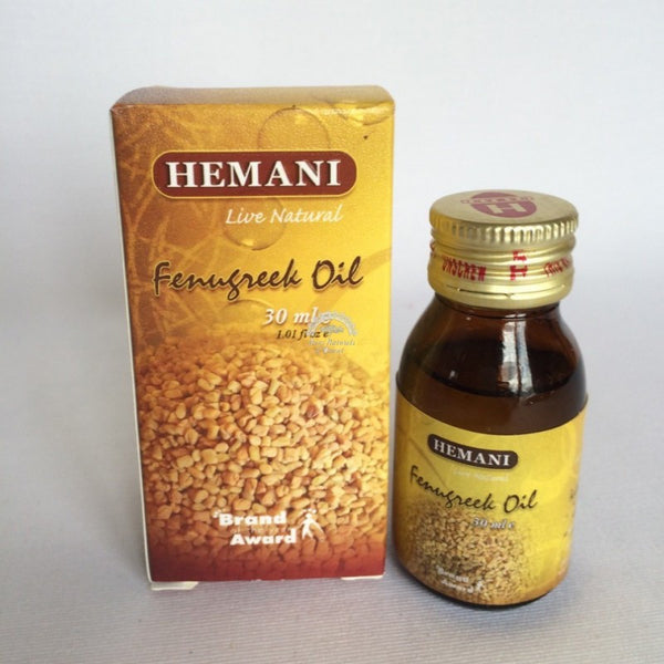 Hemani Fenugreek Oil- 30ml