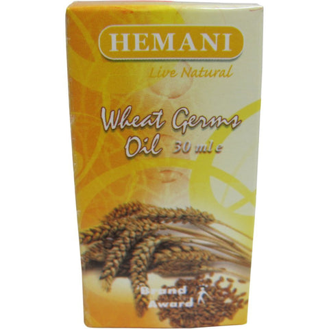Hemani Wheat Germ Oil- 30ml