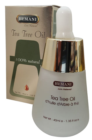 Hemani Premium Oil (Tea Tree)- 40ml