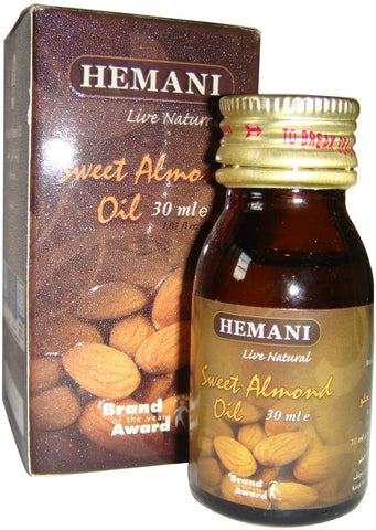 Hemani Sweet Almond Oil- 30ml