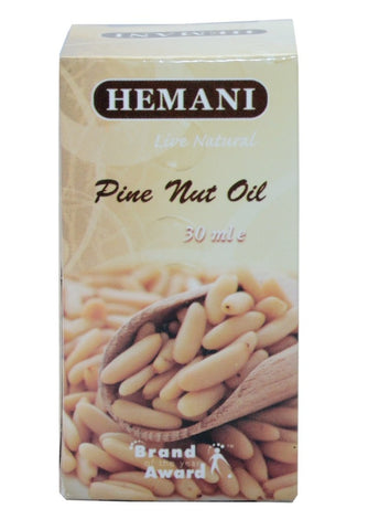 Hemani Pine Nut Oil- 30ml
