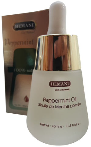 Hemani Premium Oil (Peppermint)- 40ml