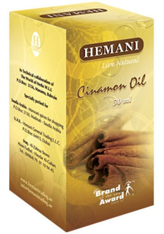 Hemani Cinnamon Oil- 30ml