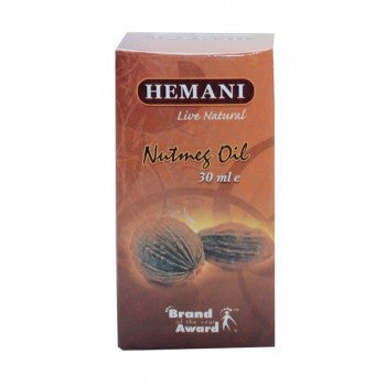 Hemani Nutmeg Oil- 30ml
