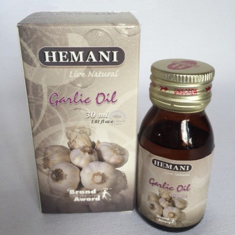 Hemani Garlic Oil- 30ml