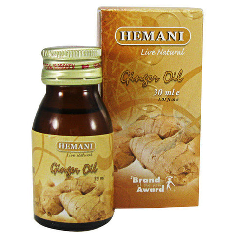 Hemani Ginger Oil- 30ml
