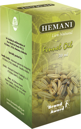 Hemani Fennel Oil- 30ml