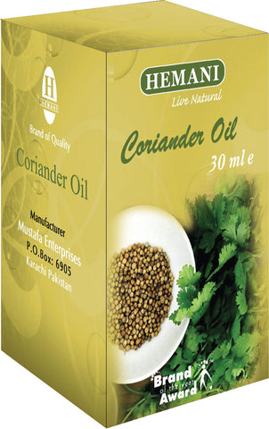 Hemani Coriander Oil- 30ml