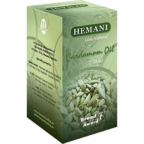 Hemani Cardamon Oil- 30ml