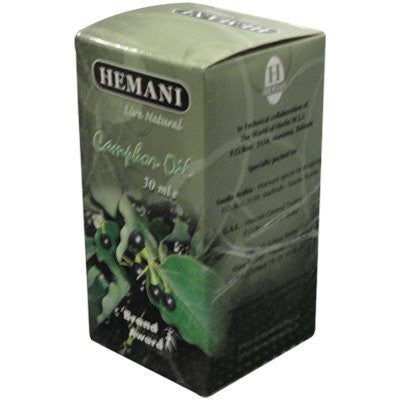 Hemani Camphor Oil- 30ml