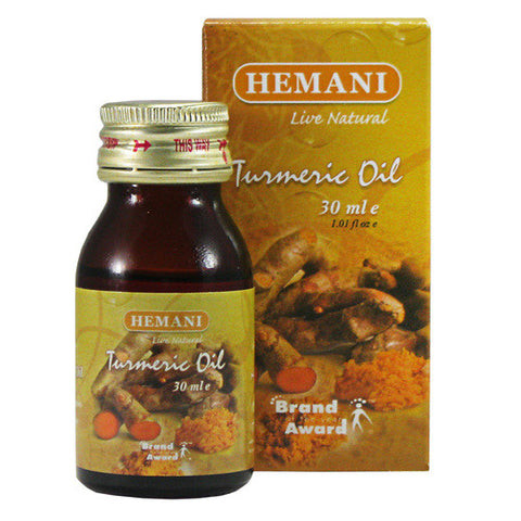 Hemani Turmeric Oil- 30ml