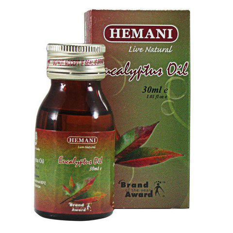 Hemani Eucalyptus Oil- 30ml