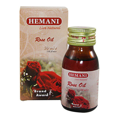 Hemani Rose Oil- 30ml