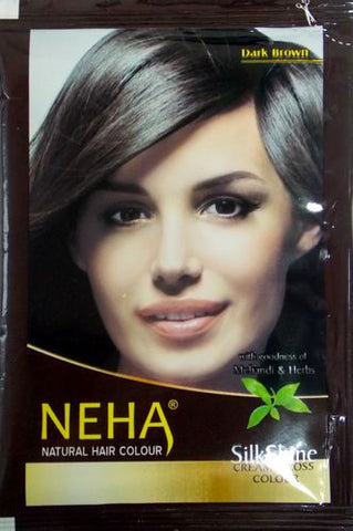 Neha Natural Hair Color