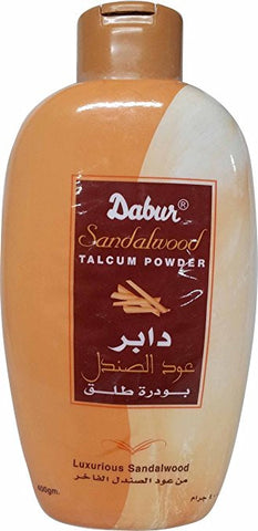 Dabur Talcum Powder (Sandalwood)- 400grm