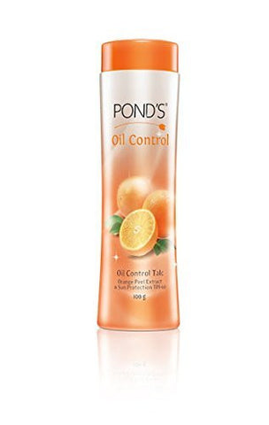 Ponds Talcum Powder (Oil Control)- 400grm