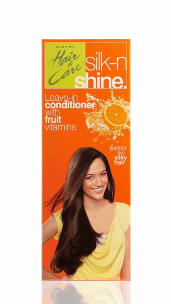 Maricos Hair And Care Silk-N-Shine Hair Potion With Fruit Vitamins- 100ml
