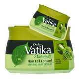 Dabur Vatika Natural Styling Hair Cream (Hair Fall Control)- 210ml