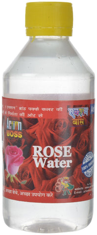 Action Boss Rose Water- 200ml