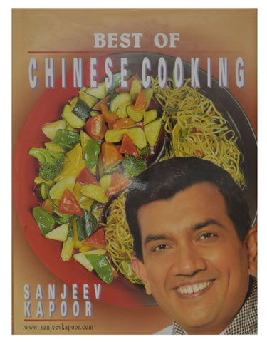 Indian Cooking Book (Sanjeev Kapoor' Chinese Cooking) (English)