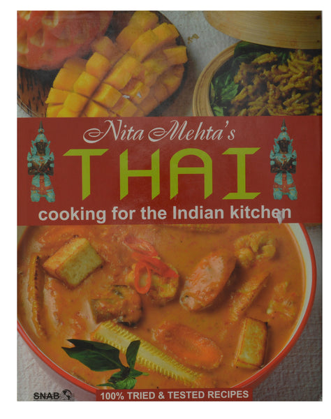 Indian Cooking Book (Nita Maheta Thai)