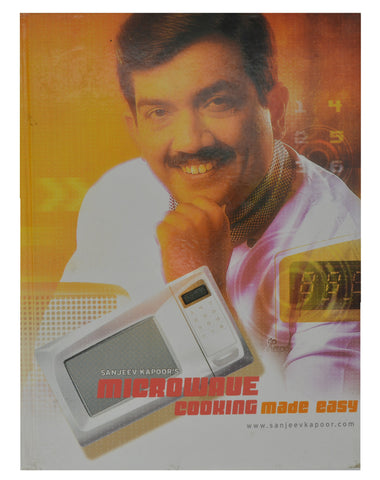 Indian Cooking Book (Sanjeev Kapoor' Microwave Cooking) (English)