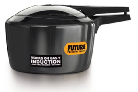 Futura Hawkins 2-Litre Hard Anodized Induction Compatible Pressure Cooker
