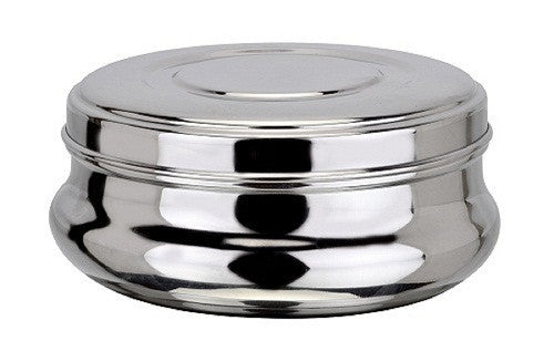Canister High Grade Container -puri Dabba Stainless Steel Cake Storage Tin