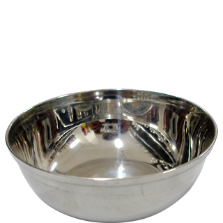 Good Life Stainless Steel Serving Bowl