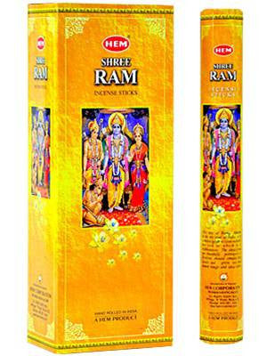 Hem Incense Stick (20 Stick)-6 Box (Ram)