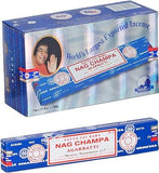 Satya Sai Baba Nag Champa incense sticks (15 gms)-12BOX