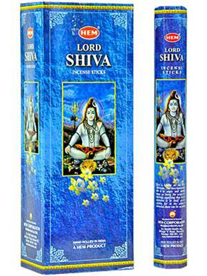 Hem Incense Stick (20 Stick)-6 Box (Shiva)