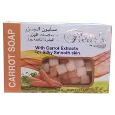 Hemani Fleur's Herbal Soap(100Grm)_(Carrot)