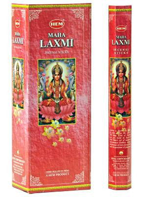 Hem Incense Stick (20 Stick)-6 Box (Laxmi)