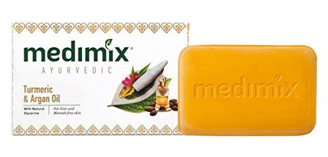 Medimix Turmeric & Argan Oil Soap