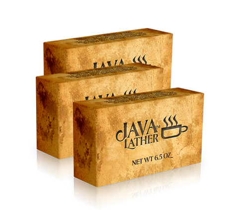 JAVA LATHER™ 3 PACK
