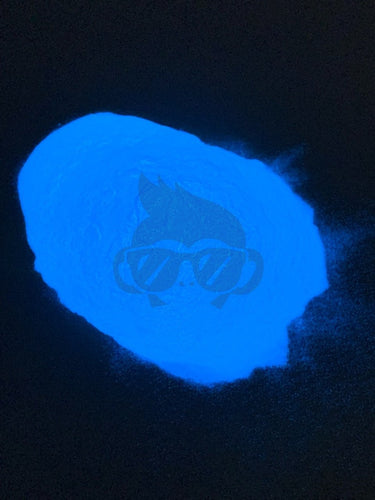 Glow in the Dark Powder-LIGHT YEAR (WHITE TO BLUE)