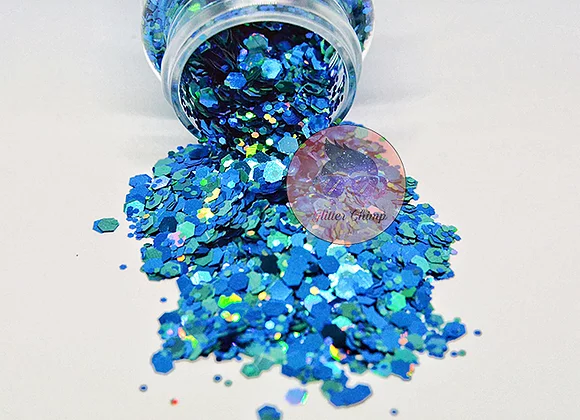 Mixology Glitter-TIDE POOL