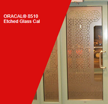 Oracal Etched Glass Vinyl