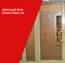 Oracal Etched Glass Vinyl -12x12
