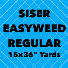 "Siser EasyWeed Regular HTV by the Yard **15"" WIDE YARD** (14.75 x 36"" actual size)"