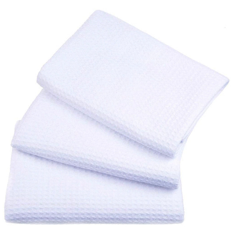 Waffle Weave Tea Towels for Sublimation