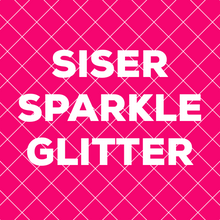 "SPARKLE Glitter HTV Sheets (11.8 x 11.8"" actual size)"