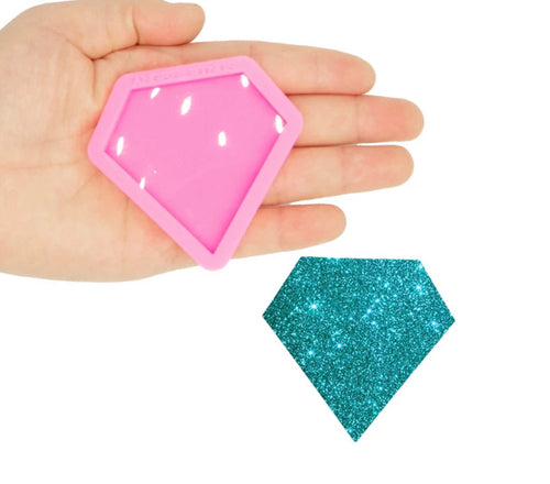 Diamond-Phone Grip/ Topper/ Coaster Mold