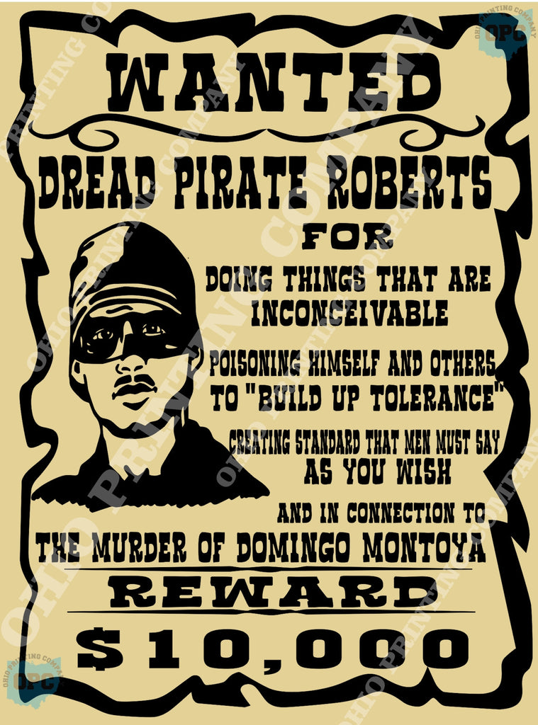 Printable pirate wanted sign pictures to pin on pinterest for Wanted pirate poster template