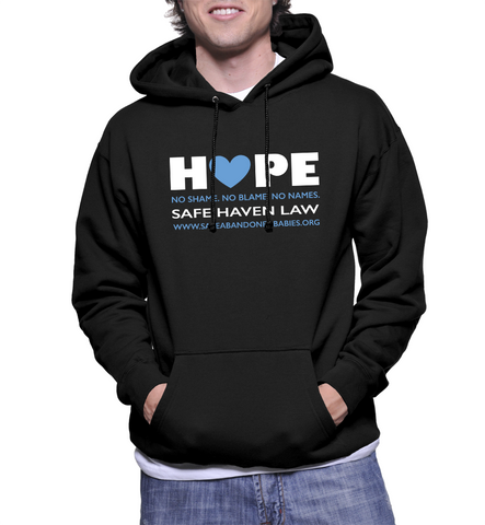 """Hope"" Hooded Sweatshirt"
